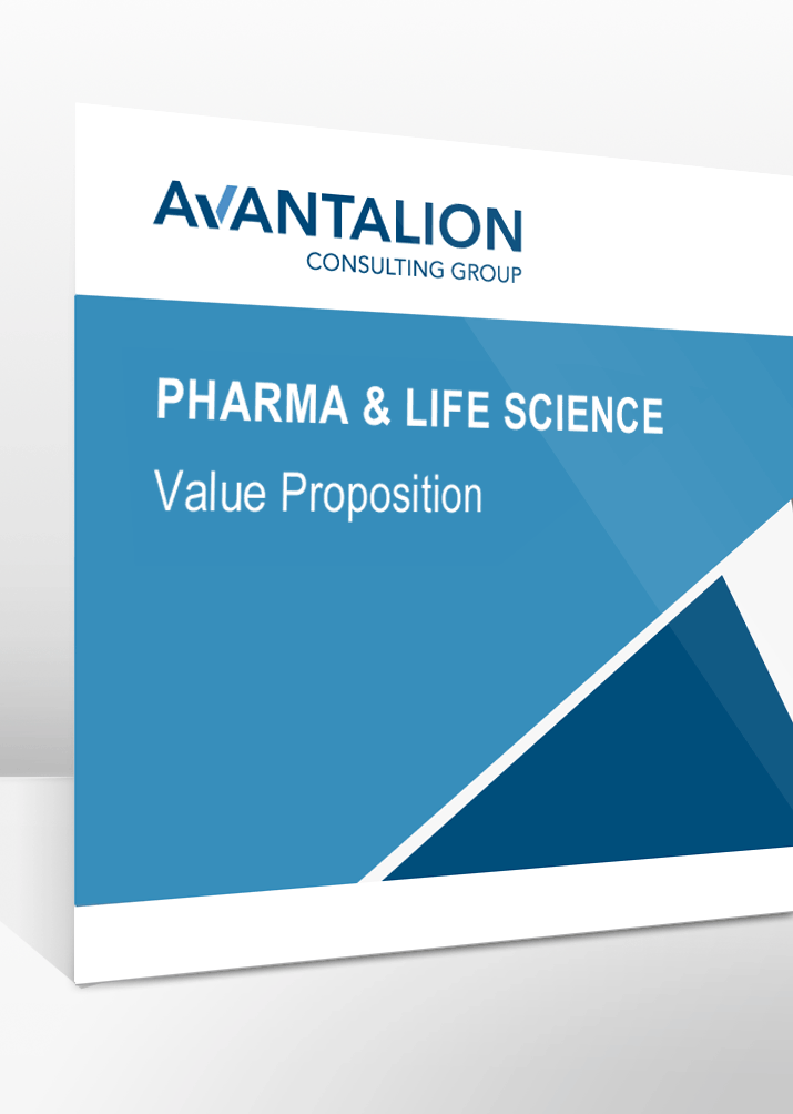 Unser Produktportfolio der Branche Pharma & Life Science