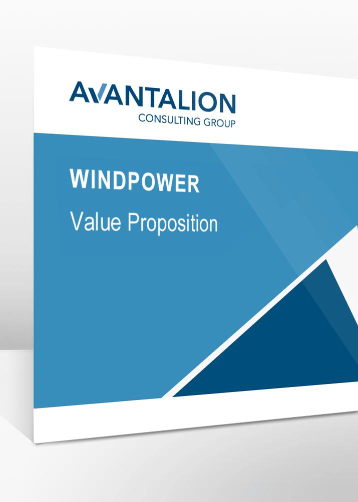 Unser Produktportfolio der Branche Windenergie.